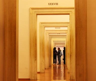 Vatican museums, room XXXVIII