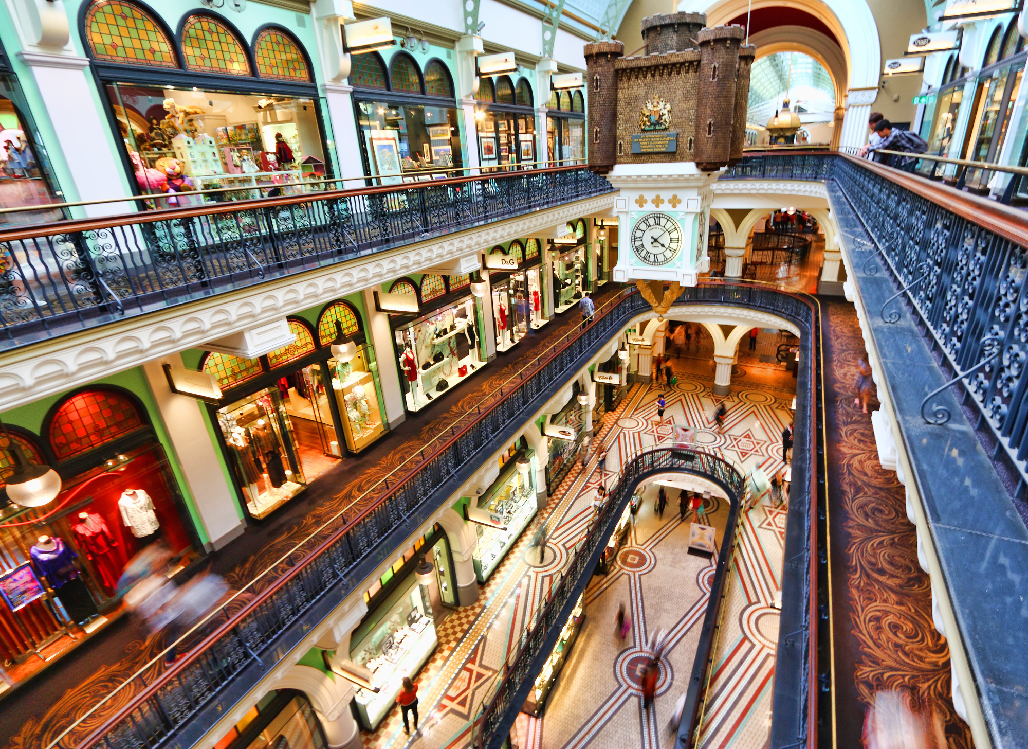 Queen Victoria Goes Shopping A Certain Slant Of Light