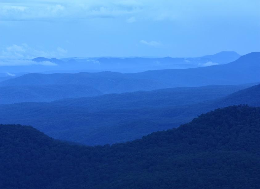 Blue mountains, Australia