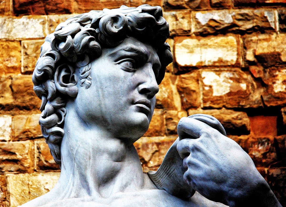 a look into the life of michelangelo and statue of david