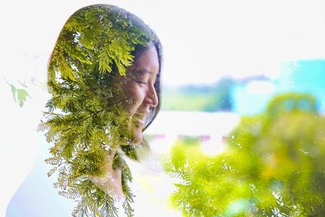 Green Leaves V