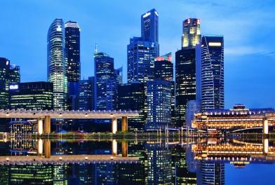 Singapore's CBD