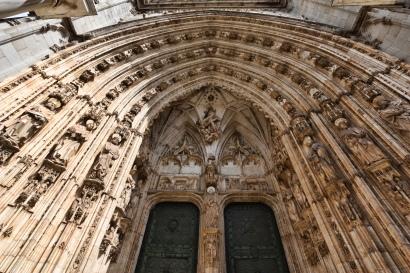 Puerta de los Leones (Portal of the Lions)