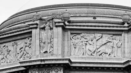 Rotunda facade details