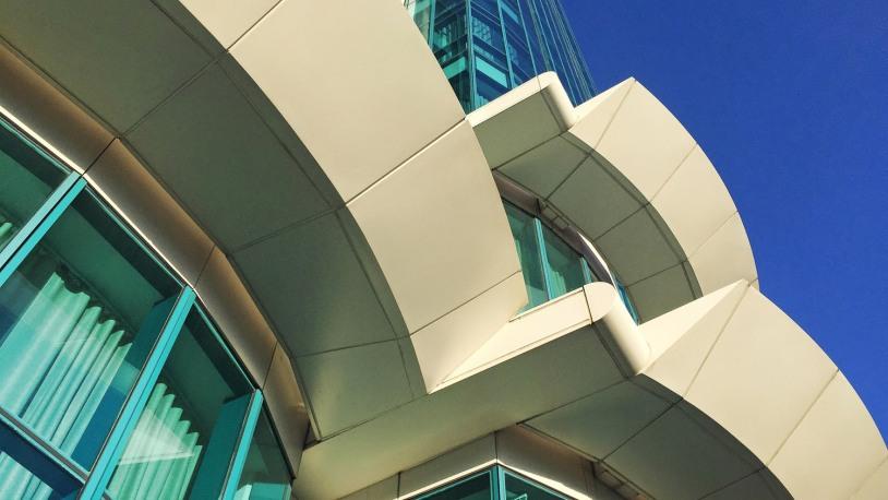 Random building.