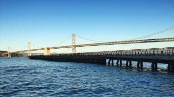 SF Bay Bridge